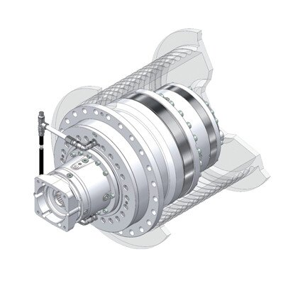 Planetary Winch Drive W Series
